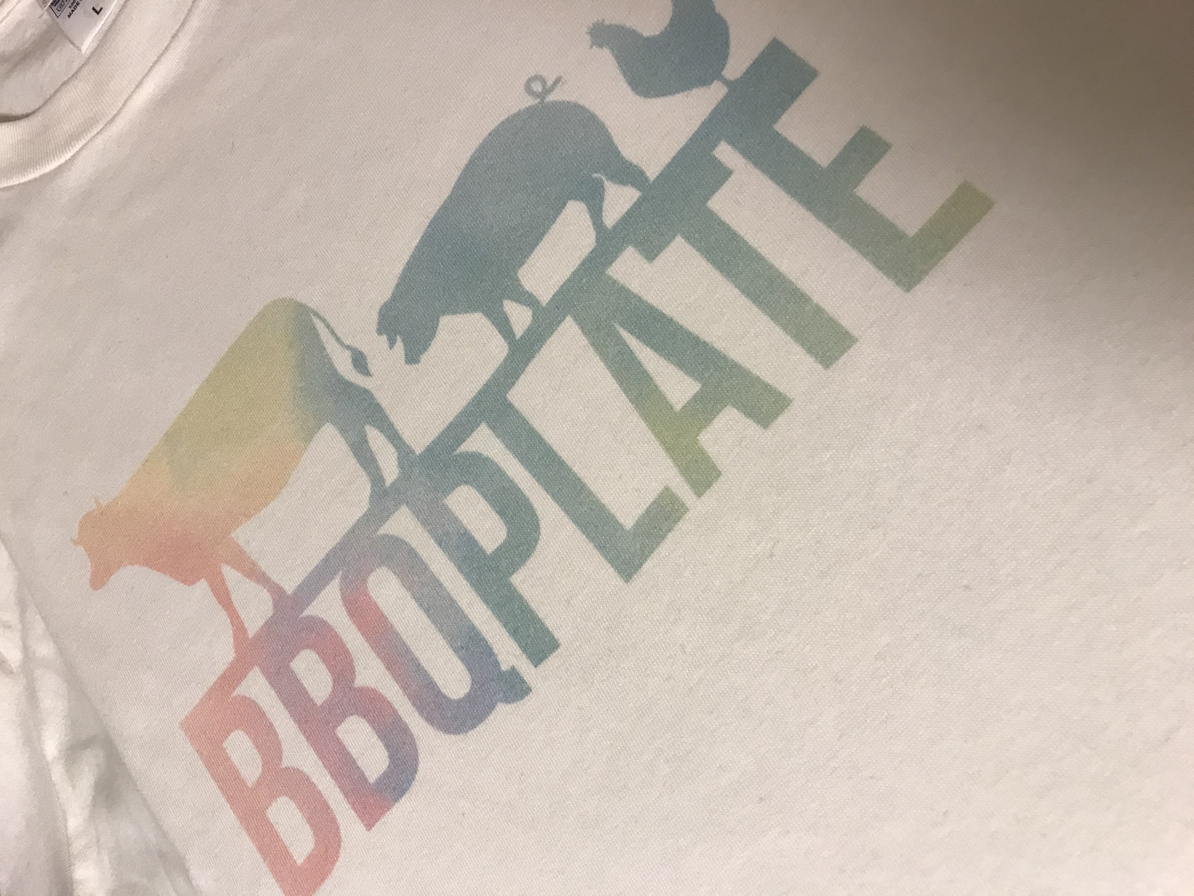 BBQPLATE Tシャツ